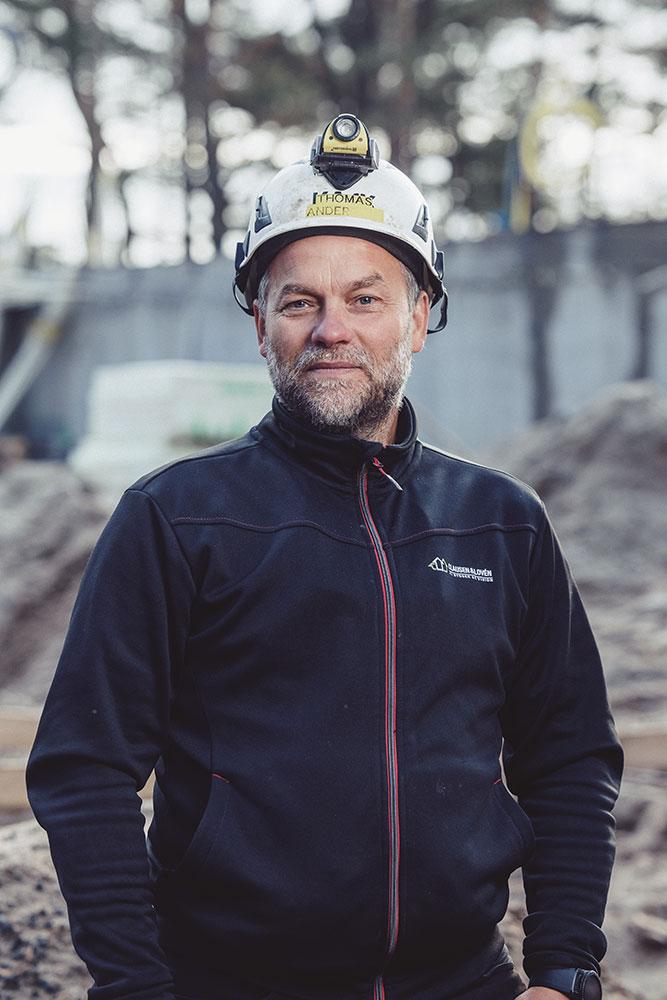 Thomas Andersson - Clausen & Lovén