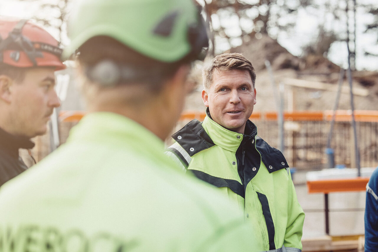 Entreprenad - Clausen & Lovén