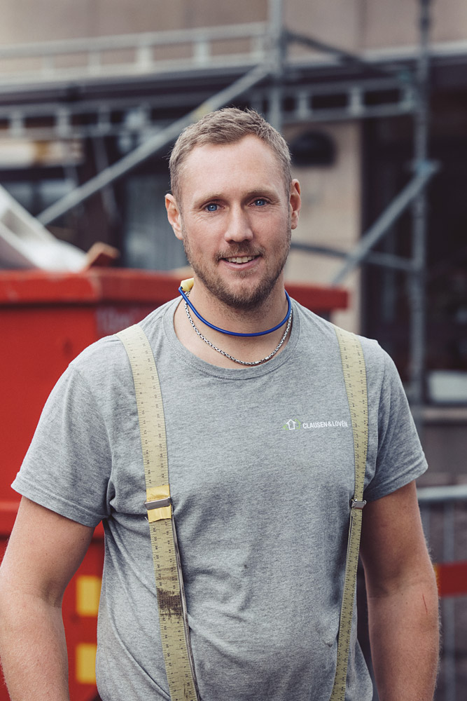Tobias Pellbring - Clausen & Lovén